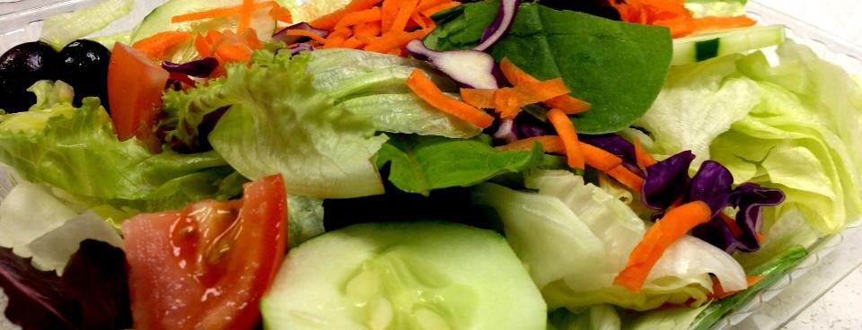 Salads – So good…